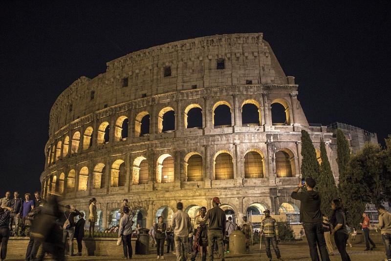 Rome - Cruise 06/18-25