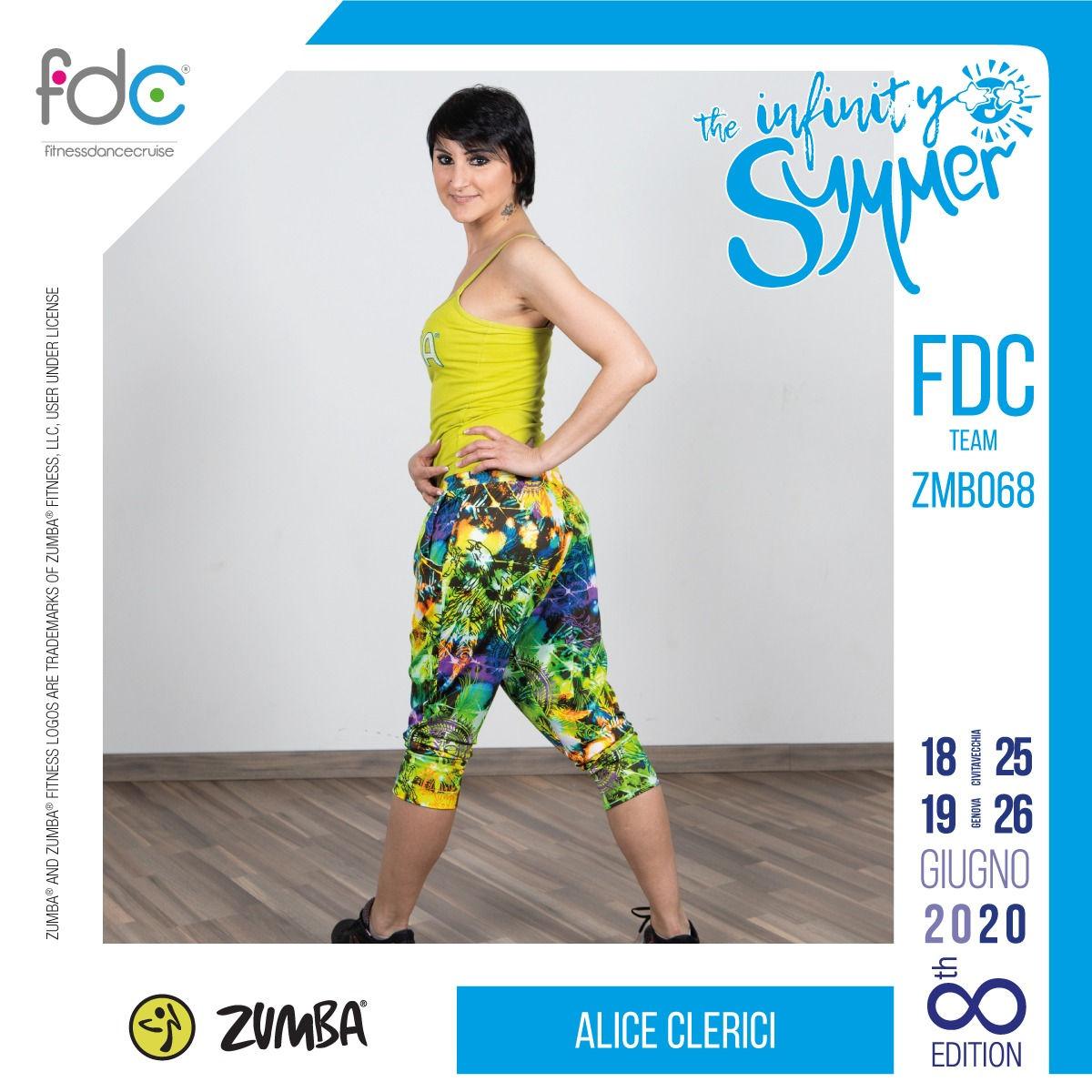 FDC Team Alice Clerici