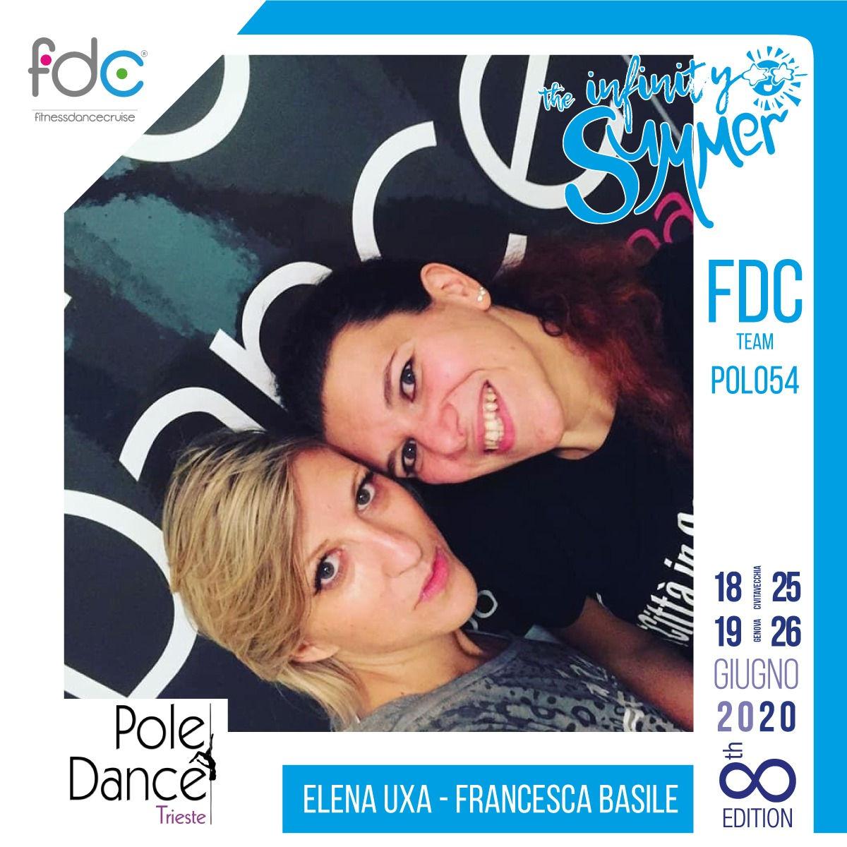 FDC Team Elena Uxa - Francesca Basile