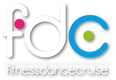 Logo Fitness Dance Cruise | Crociera con mix di fitness, musica e divertimento!